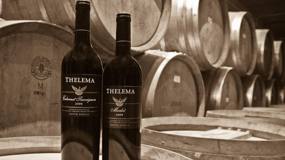 Thelema Wine Pairing at Lanser's on Main | Bryanston