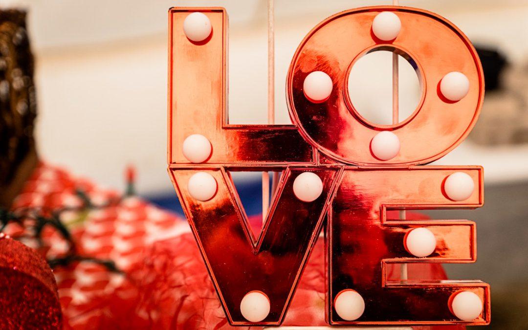 Dîner de la Saint-Valentin Magnifique