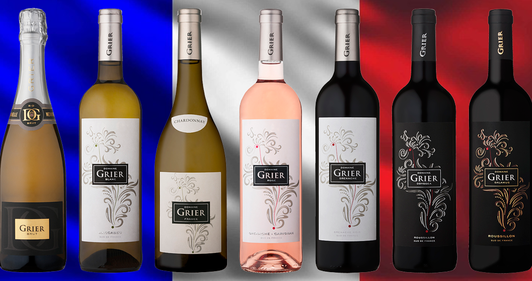 Bastille Day Wine Pairing with Domaine Grier | Bryanston