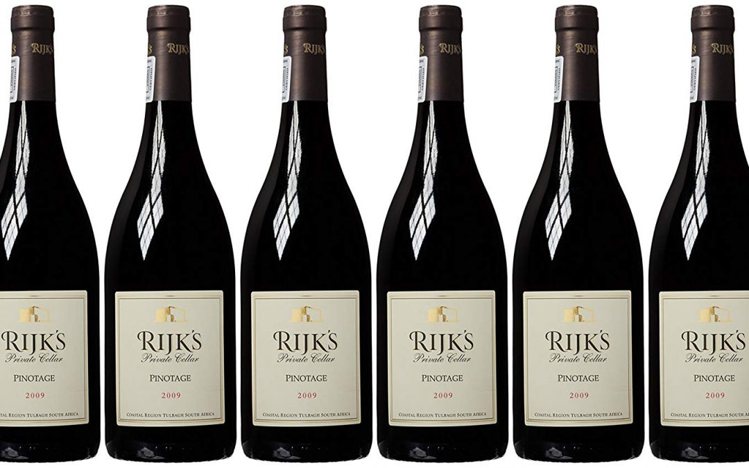 Rijk's Chenin Blanc and Pinotage Wine Pairing Evening