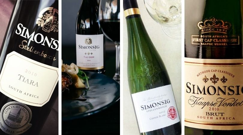 Simonsig Wine Pairing Evening in Bryanston | Lanser's on Main