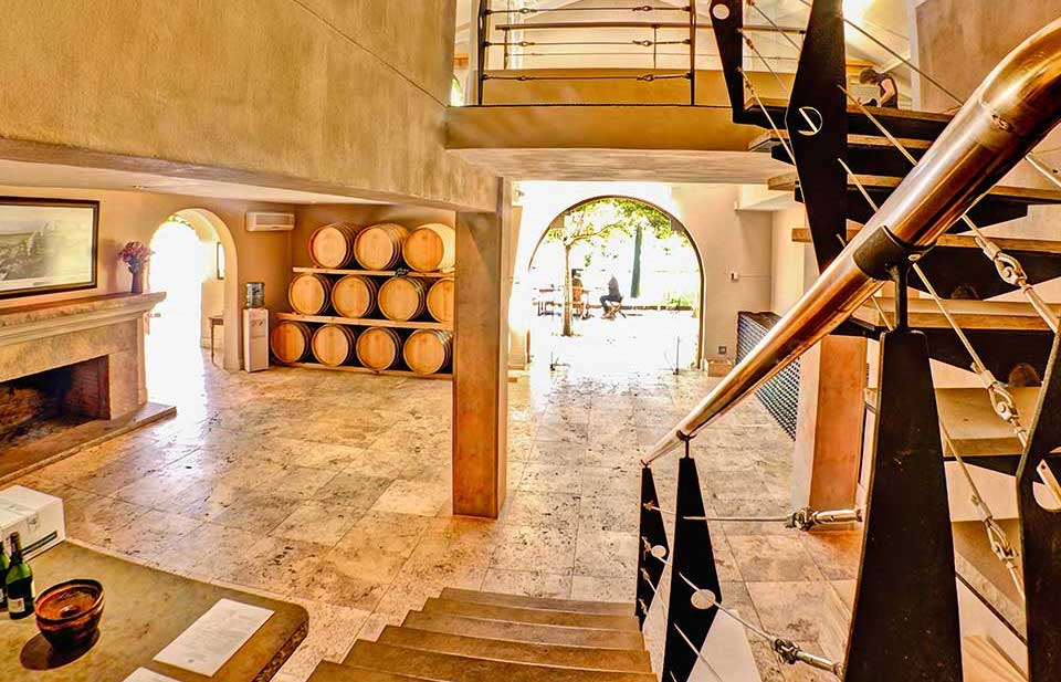 springfield wine estate