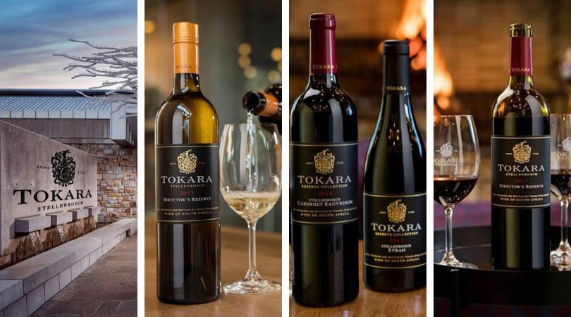 Tokara Wine Pairing Evening – 8 May 2021
